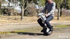 来自日本的独轮电动平衡车:Onewheel