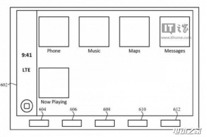 苹果汽车新专利 车载智能系统可与音响iphone等设备联动