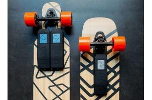 全球第一台电动滑板升级装备unlimited Eon