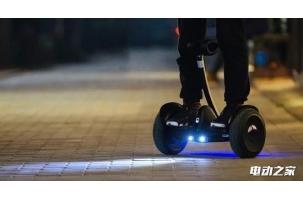 安全性不足 上海禁止电动平衡车滑板车上路