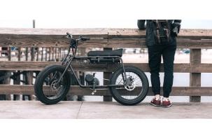 大学生自制没电也能跑的电动自行车