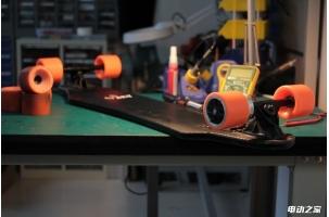 主打不会玩滑板的小白 国产电动滑板车STARY Board[2]
