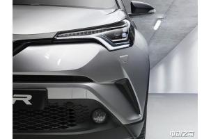 丰田汽车即将推出混合动力小型SUV对标缤智和XR-V