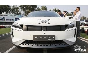 小鹏电动汽车深度试驾评测 体验国产自动驾驶