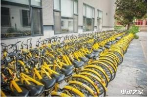 ofo共享单车获千万融资 电动车会不会是下一个风口?