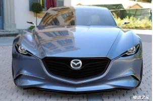 马自达要出电动汽车?新款概念车造型惊艳不输特斯拉
