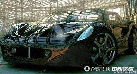 """比亚迪混动超跑名""""汉"""" 快过兰博基尼预售6万起"""