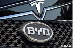 都做新能源车 比亚迪和特斯拉的差距在哪里?