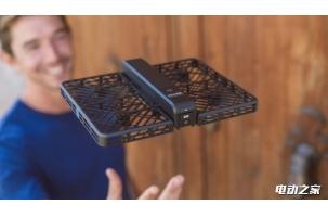 3999元 国行Hover Camera小黑侠跟拍无人机发布