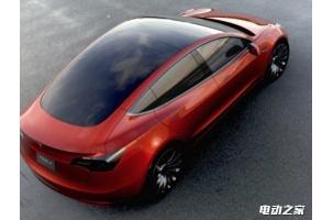 特斯拉Model 3疑似跳票:现在订购2018年下半年才交车