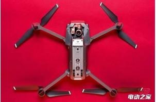 大疆Mavic Pro上手试玩:无人机的黄金标准