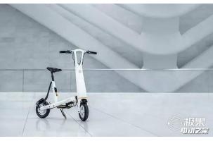 2秒折叠电动自行车 碳纤维镁铝合金车架轻松承重200斤
