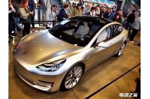 特斯拉Model 3电池史上最强:能量密度猛增30%