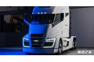 这款新能源 氢燃料半挂卡车能从北京开上海一路不充电