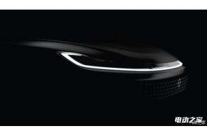 法拉第未来首部量产车纯电动SUV预告 续航里程接近500公里