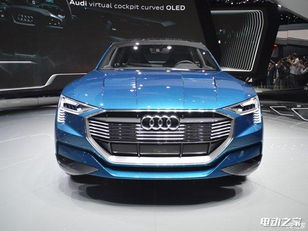 奥迪(进口) e-tron quattro 2016款 概念版