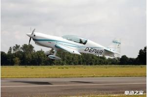 电动汽车算啥?这架电动飞机4分钟飞3000米高