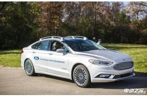 2017年1月福特将推出全新自动驾驶系统混动蒙迪欧