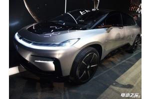 乐视旗下电动车品牌 法拉第电动SUV量产车型FF91首发详解