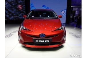 新一代丰田普锐斯混合动力车或2017年引入 造型奇特