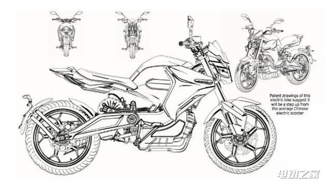 """国产电动越野自行车""""轻蜂""""与电动摩托车""""白幽灵""""产品线曝光"""