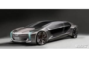 另辟蹊径 观致Model K-EV电动概念车预告图