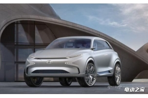 现代推FE氢燃料电池电动SUV 续航里程高达800km