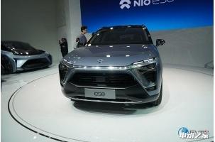 蔚来汽车纯电动SUV量产车ES8 续航300km价格低于Model X