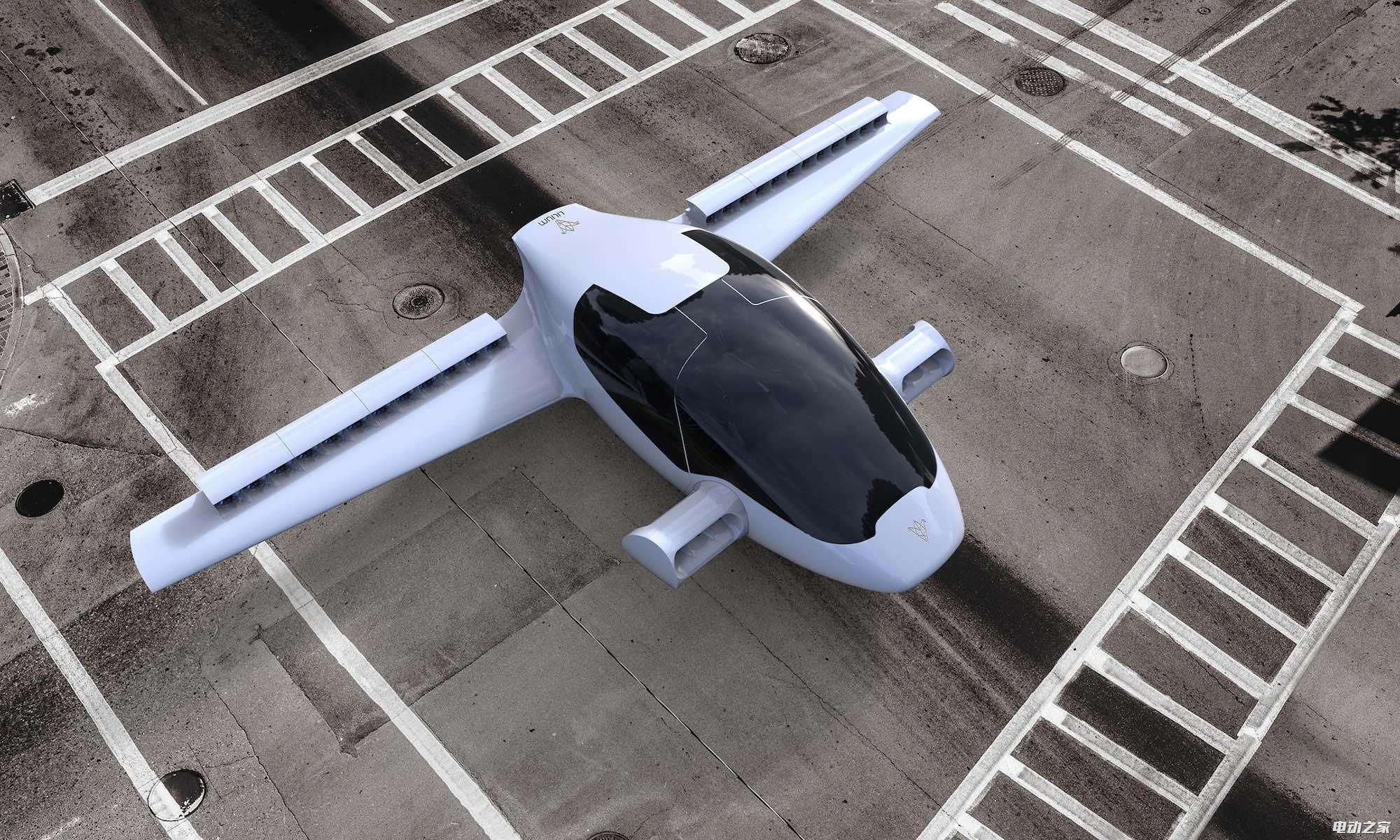 德国Lilium Jet垂直起降纯电动飞机试飞成功!2018年出售