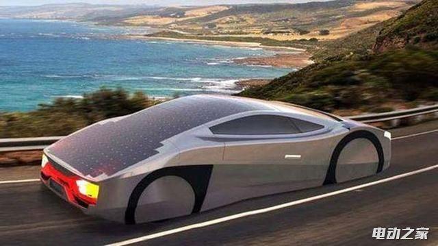 太阳能汽车不烧油,不充电为何不能量产?