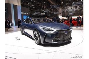 新一代雷克萨斯LS将推氢燃料电池版 或今年发布
