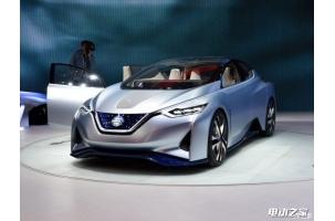 日产全新纯电动车2020年投放 续航550km