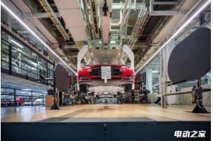 特斯拉Model Y更多消息公布 最快2019年开始生产