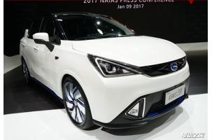 广汽传祺纯电动SUV六月将上市 续航超300公里