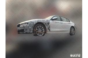 国产华晨宝马3系插电式混动版试驾谍照曝光 价格低于竞品奔驰