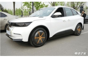 奇点汽车首款量产纯电动SUV—iS6发布 预售价30W