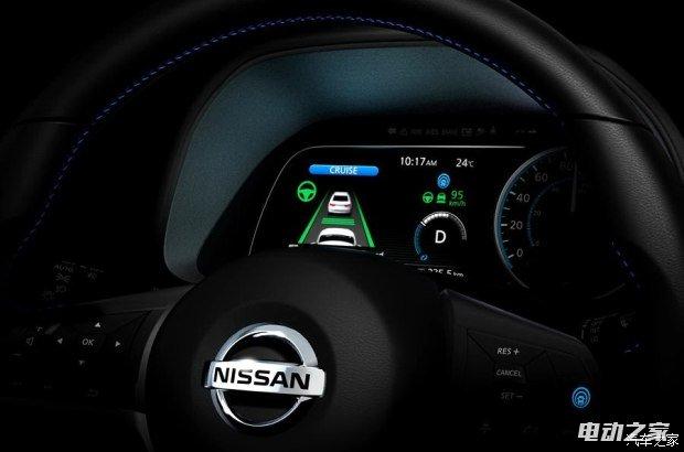 颜值升级 新一代电动聆风最新预告图曝光