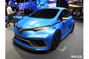 2020年前亮相 雷诺将推全新ZOE RS纯电动车型