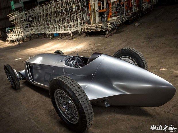 英菲尼迪(进口) Prototype 9 2017款 Concept