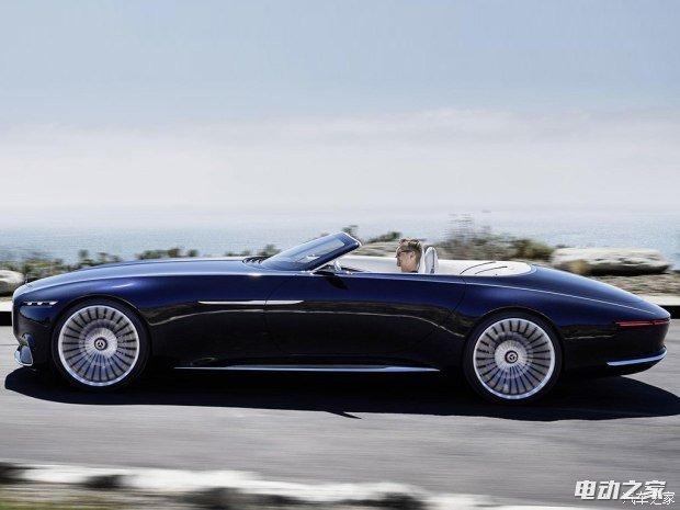 梅赛德斯-迈巴赫 Vision Mercedes-Maybach 6 2017款 Concept
