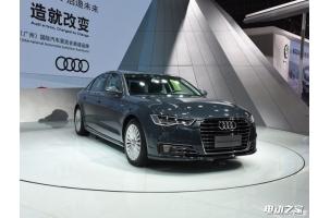 新款混动奥迪A6L/A6L e-tron 8月25日上市
