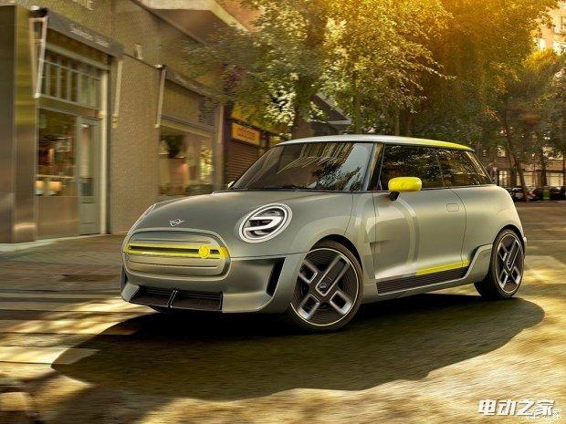 MINI MINI Electric 2017款 Concept