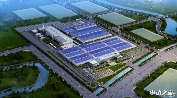 年产能20万辆 广汽新能源工厂开工建设