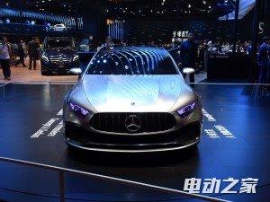 奔驰(进口) Concept A Sedan 2017款 Concept