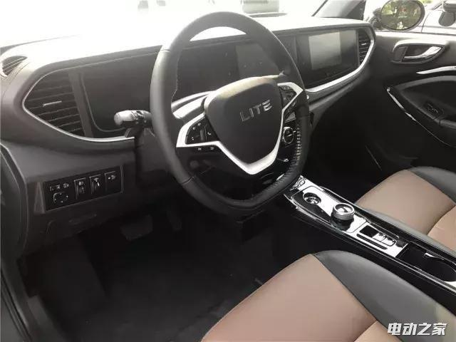ARCFOX LITE微型纯电动两座版车型10月上市