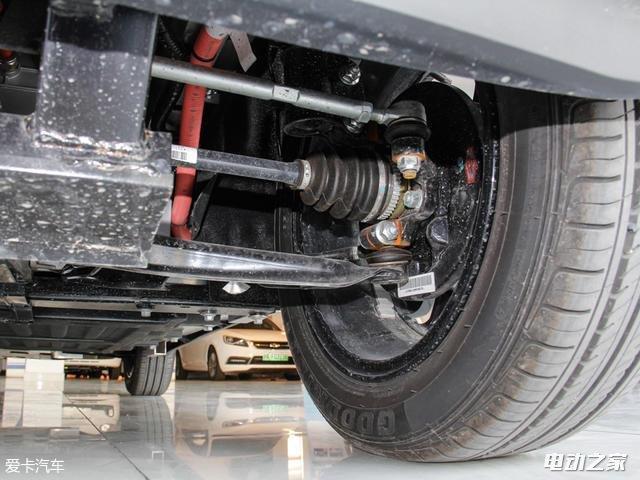 铝合金小蚂蚁 爱卡评测奇瑞eQ1电动汽车