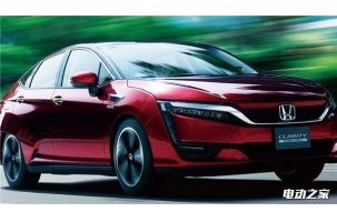 国产本田氢燃料电池车混合动力车惊艳亮相:续航达到750公里