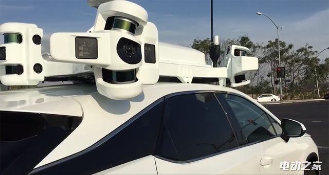 壕!苹果自动驾驶汽车研发不差钱:12个激光雷达,超多传感器