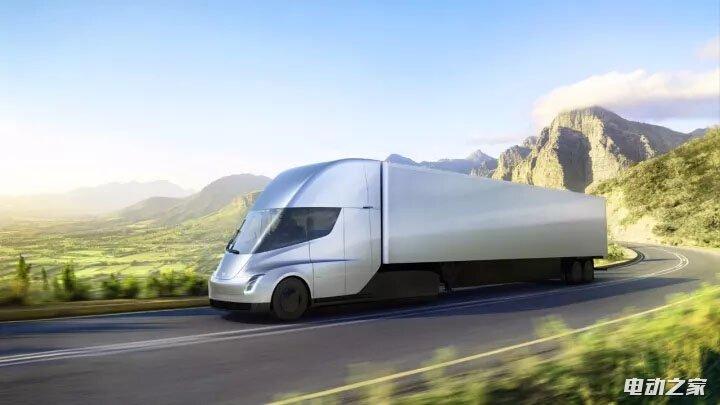 Tesla特斯拉电动卡车和电动超跑Roadster百公里加速性能曝光