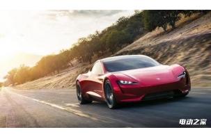 特斯拉电动超跑车Roadster百公里加速2秒/续航/售价/价格公布